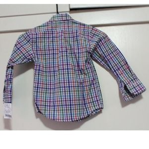 vittoni Shirts & Tops - Button down top size 5 with Tie NEW